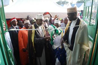 ۳۰ مسجد جدید در ناحیه شرقی اوگاندا ساخته می شود