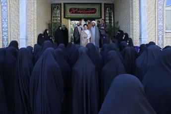 تجمع خودجوش طلاب و اساتید جامعه الزهرا در اعتراض به تصویب FATF