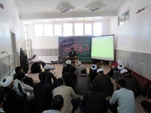 همایش آموزشی «نصرت الحسین» در بجنورد برگزار شد