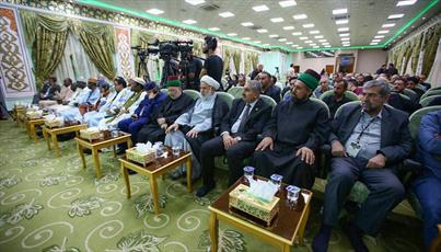 ریشه تکفیر و تروریسم در دشمنی بنی امیه با پیامبر(ص) و اهل بیت (ع) است/ رساله حقوق، احترام به اقلیت های دینی را واجب دانسته