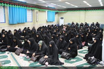مدیر جدید مدرسه   خدیجه کبری(س) اصفهان معرفی شد.