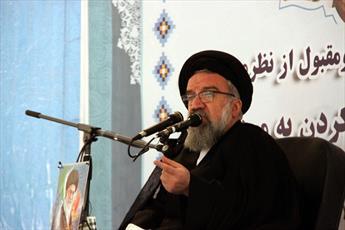 سه پیام حماسه استقبال باشکوه مردم خراسان شمالی از رهبری