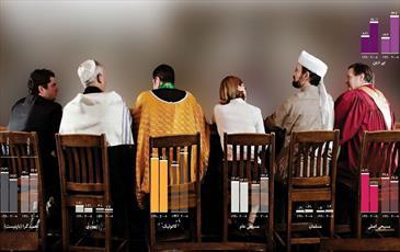 آیه ای که نشان دهنده احترام دین اسلام به سایر ادیان است
