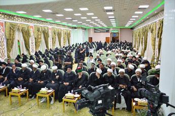 """نشست """"آمادگی تبلیغی"""" برای زیارت اربعین در کربلا برگزار شد"""