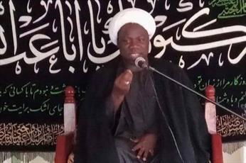 تبیین معارف دینی در گمرک نیجر