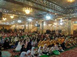 همایش سه ساله های حسینی در شیراز برگزار شد