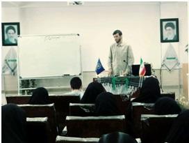 اجرای طرح سیر مطالعاتی تاریخ تطبیقی در مدرسه   نرجس(س) ساری
