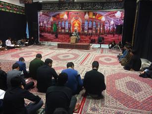 برگزاری محفل انس با قرآن در مدرسه  امیرالمومنین(ع) رشت