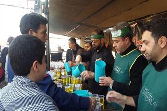 برپایی موکب در شهر مهران ممنوع شد!!!/ واکنش مردم متدین