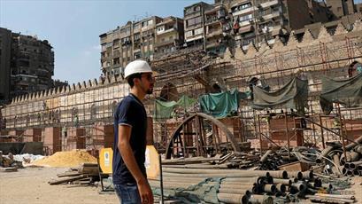 مصر کار بازسازی و مرمت مسجد ظاهر بیبرس را از سر می گیرد