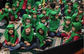 برگزاری همایش  سهسالههای حسینی  در جامعه الزهرا(س)