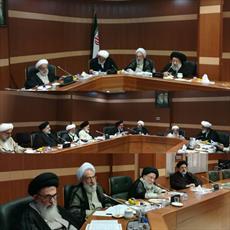 روسای کمیسیون های «تحقیق» و «اصول ۱۰۷ و ۱۰۹قانون اساسی» انتخاب شدند