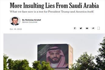 ادعای عربستان در مورد قتل خاشقجی خنده دار است/ شاهزاده دیوانه سعودی مسئول جنایات یمن است