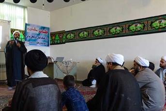 کارگاه آموزشی خانواده ویژه طلاب شهرستان سراب برگزار شد