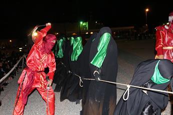 سیزدهمین سوگواره تعزیه کشوری عاشورائیان در فارس برگزار می شود