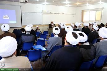تصاویر/ اجلاسیه اساتید مراکز مشاوره حوزه علمیه قم
