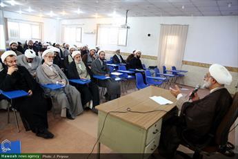 اجلاسیه اساتید مشاوره حوزه علمیه  در قم برگزار شد