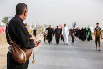 مشق مهماننوازی مردم عراق