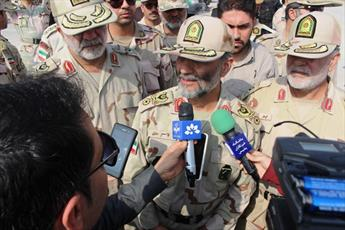 هیچ مورد ناامنی در مرزهای ایران و عراق گزارش نشده است