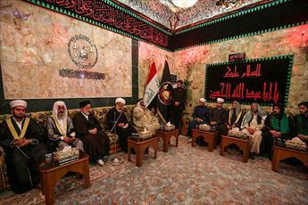 آیت الله سیستانی بر همزیستی مسالمت آمیز تاکید دارند/ روحانیون عراق مسئول مبارزه فکری با داعش هستند