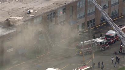 آتش سوزی در مسجد و مدرسه اسلامی پنسیلوانیا، عمدی بود