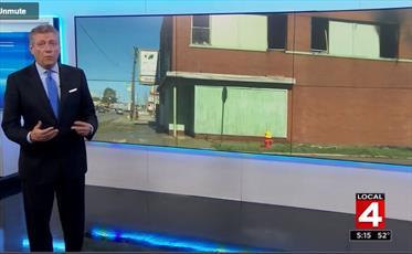 تلاش ماموران برای به دام انداختن آتش افروز مسجد دیترویت