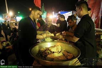 خدمترسانی بیش از دو هزار و ۷۰۰ موکب در خوزستان