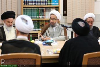 آخرین جلسه دوره هفتم شورای عالی حوزه های علمیه برگزار شد