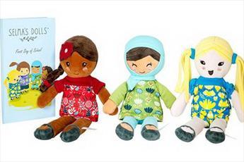 عروسک های اسلامی، برنده جایزه بین المللی  اسباب بازی  شدند