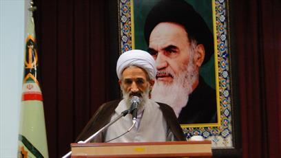 فرهنگ استکبار ستیزی در ایران اسلامی زنده و پویا است