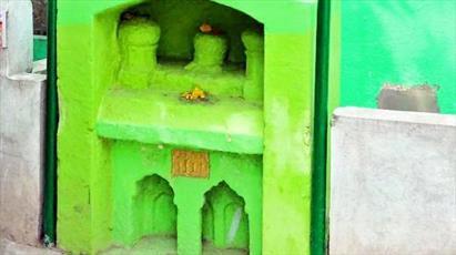 مسجد مینیاتوری ۴۰۰ ساله  در هند نیاز به توجه و مرمت دارد