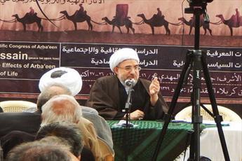 اربعین رجعت جامعه اسلامی است