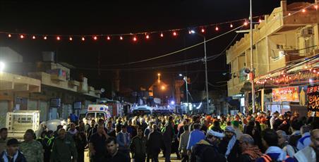 حرکت در دریای اربعین اختیاری نیست/ مسیر پیادهروی نمایی از حکومت امام زمان(عج)