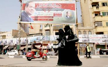 برخی قانونگذاران مصری به دنبال ممنوع سازی پوشیه هستند