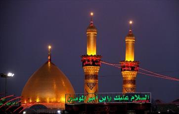 عشق به امام حسین(ع)، مرز و نژاد و مذهب نمی شناسد