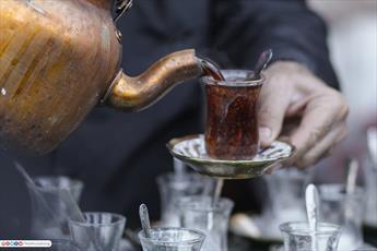 تصاویر/ چای عراقی با طعم اربعین
