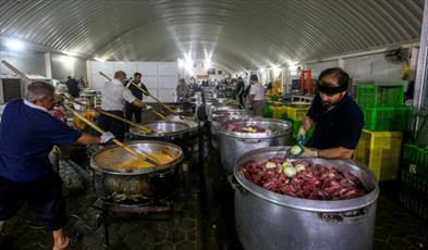 فعالیت بیش از ۲۰ هزار موکبدار در خوزستان/ خدمترسانی تا ۳۰ صفر ادامه دارد
