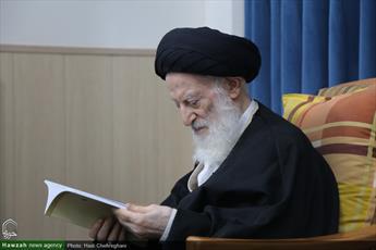 دفتر آیت الله العظمی شبیری واکنشی به نامه آیت الله یزدی نداشته است