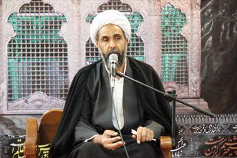 مراسم سوگواری اربعین حسینی در تیپ امام جعفر صادق(ع) برگزار شد