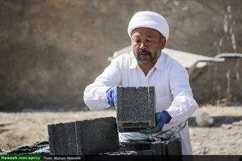 از مزار شریف افغانستان تا عراق/ عشق به آقا ملیت نمی شناسد