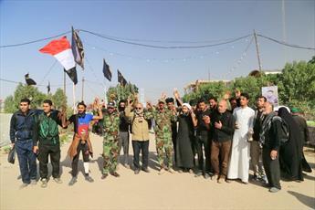 وقتی بصیرت افسر عراقی  «سلبریتیها» را شرمنده می کند/  اگر حبالحسین(ع) نباشد حبالایران هم نخواهد بود