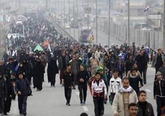 مسیرهای پیاده روی جاماندگان اربعین در شیراز اعلام شد