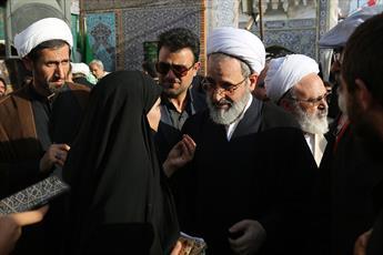 اربعین مظهر انسجام و همگرایی اسلامی و تمدنی است/ وظیفه داریم از این نماد حراست کنیم