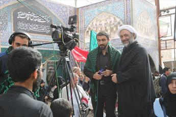 لزوم بازخوانی معجزه حرکت پیادهروی اربعین حسینی در رسانه ها