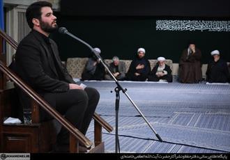 فیلم/ مداحی حاج میثم مطیعی در روز اربعین