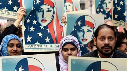 کتاب جدیدی که خدمات مسلمانان آمریکا را معرفی می کند