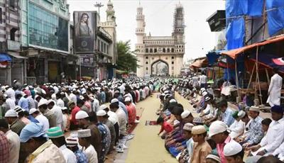 مسلمانان کلیددار ۴۰ درصد از کرسی های پارلمانی در ایالت تلانگانا در هند