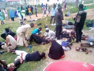 خون های پاک شهدای نیجریه در رگ آزادگان و مؤمنان جاری می شود