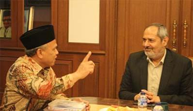 رئیس جمعیت قرّاء و حفّاظ اندونزی: خواهان استفاده از تجارب ایران در حوزه قرآن کریم هستیم