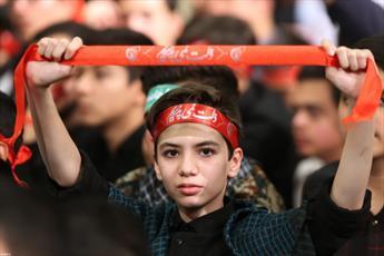 تصاویر/ دیدار هزاران نفر از دانشآموزان و دانشجویان با رهبر انقلاب